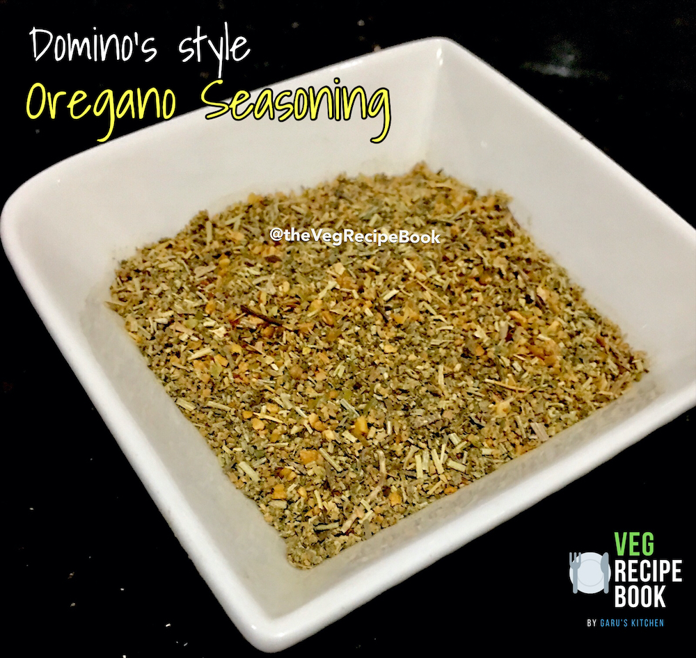 Oregano Seasoning Recipe