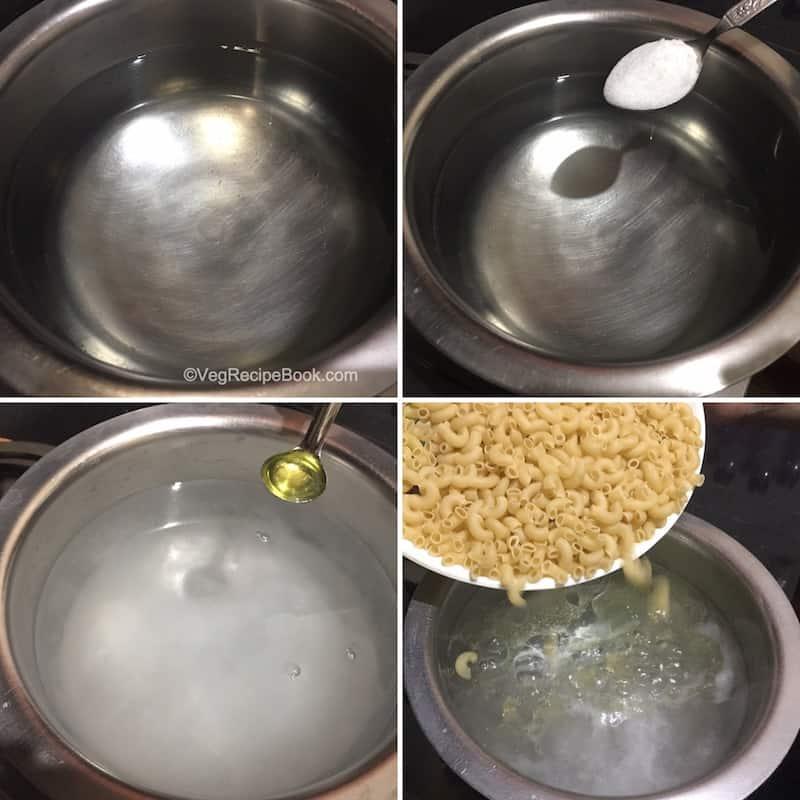 indian style veg macaroni pasta recipe | vegetable macaroni recipe | how to make veg macaroni pasta