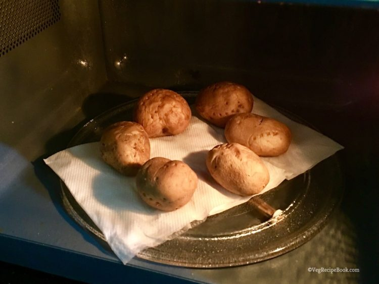 boiled potatoes in microwave   how to boil potatoes in a microwave recipe