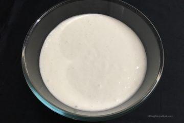 rice dal batter recipe | dosa batter recipe | idli batter recipe | batter recipe for dosa, idli, appe, uttapam