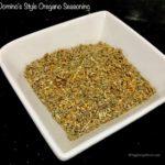oregano seasoning recipe - domino's style | How to make Oregano Seasoning at home