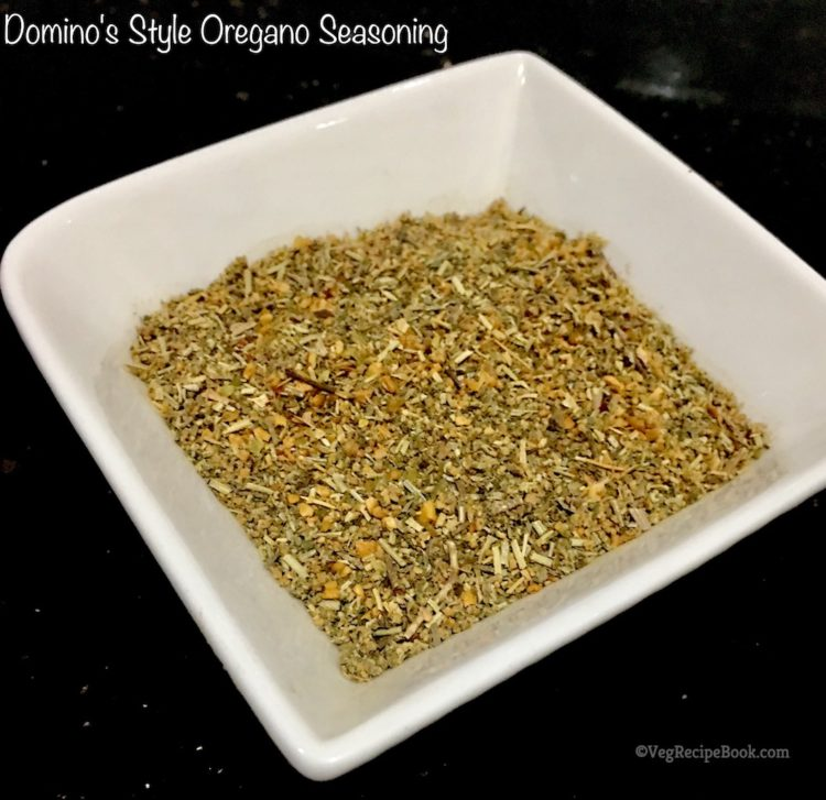 oregano seasoning recipe – domino's style | how to make oregano seasoning at home