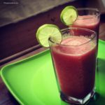 watermelon smoothie recipe | healthy smoothie recipe for summers