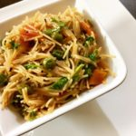 vegetable namkeen jave recipe | namkeen semiya recipe | vermicelli upma recipe
