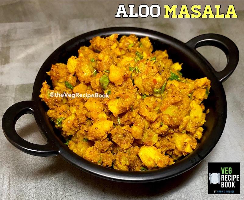 Potato Masala Recipe for Dosa