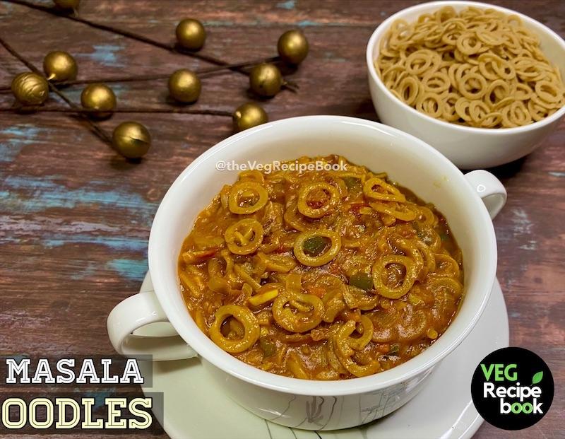 Saffola masala oodles Recipe