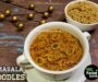 Saffola masala oodles Recipe | Ring Noodle Recipe | how to make oodles | Kid's favorite snack