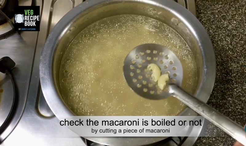perfect way to cook macaroni